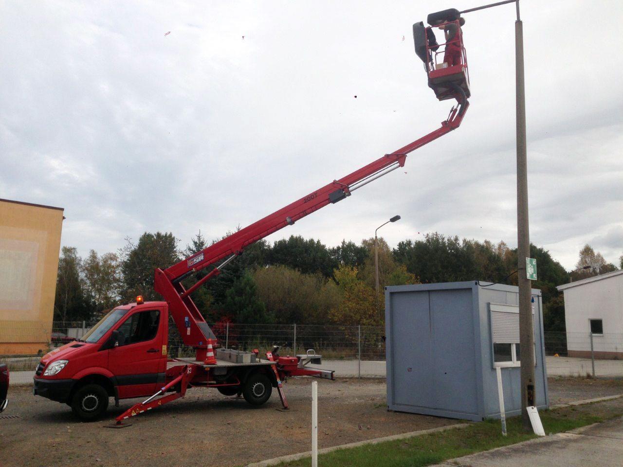 Wartungen von Elektro-Alsdorf aus Finsterwalde