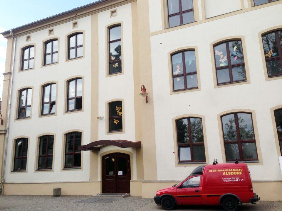 Auftrag der Stadt Finsterwalde an Elektro-Alsdorf
