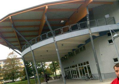 Gymnasium in Senftenberg