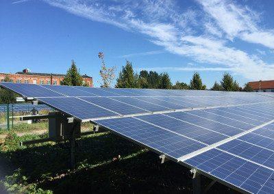 Instandsetzung PV-Anlage
