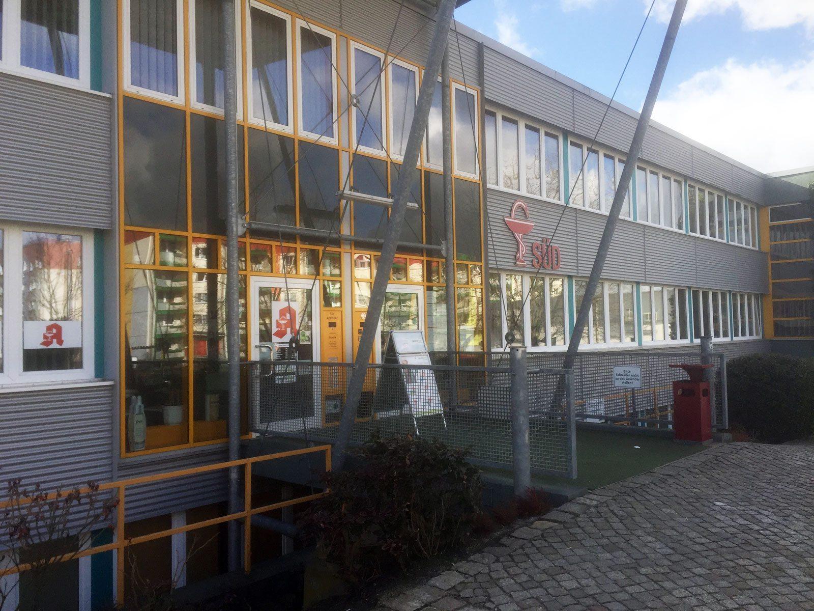 Augenarztpraxis im Gesundheitszentrum Finsterwalde