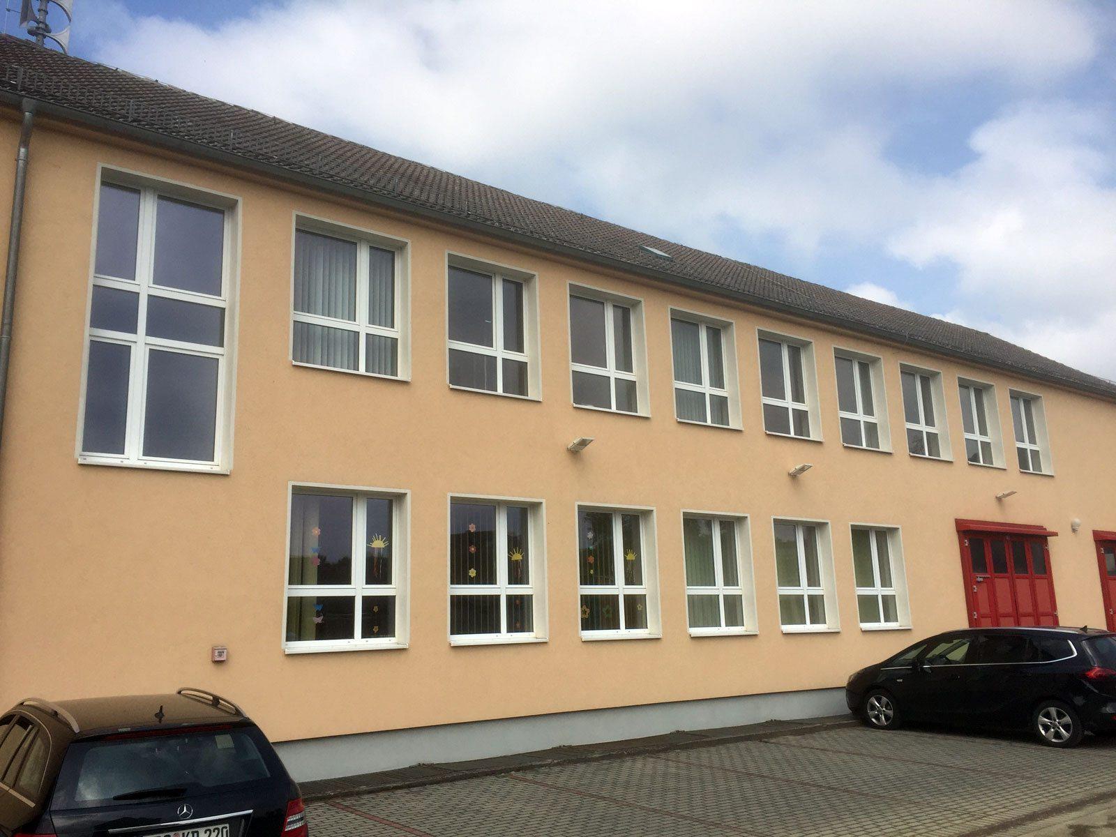 Elektroinstallation in der Heinz Sielmann Grundschule Crinitz