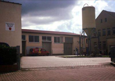 Sanierung Elektroanlage Bauhof Elsterwerda