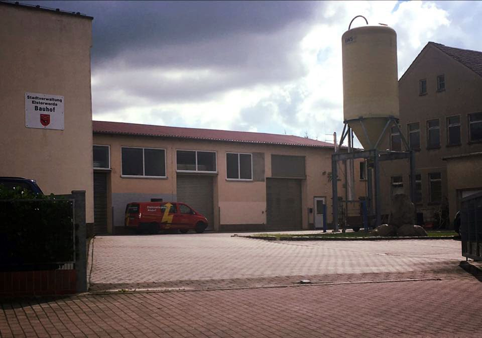 Elektroinstallation im neuen Biomasse Heizkraftwerk Massen