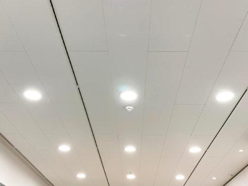 Umrüstung von Leuchtstoffleuchten auf LED